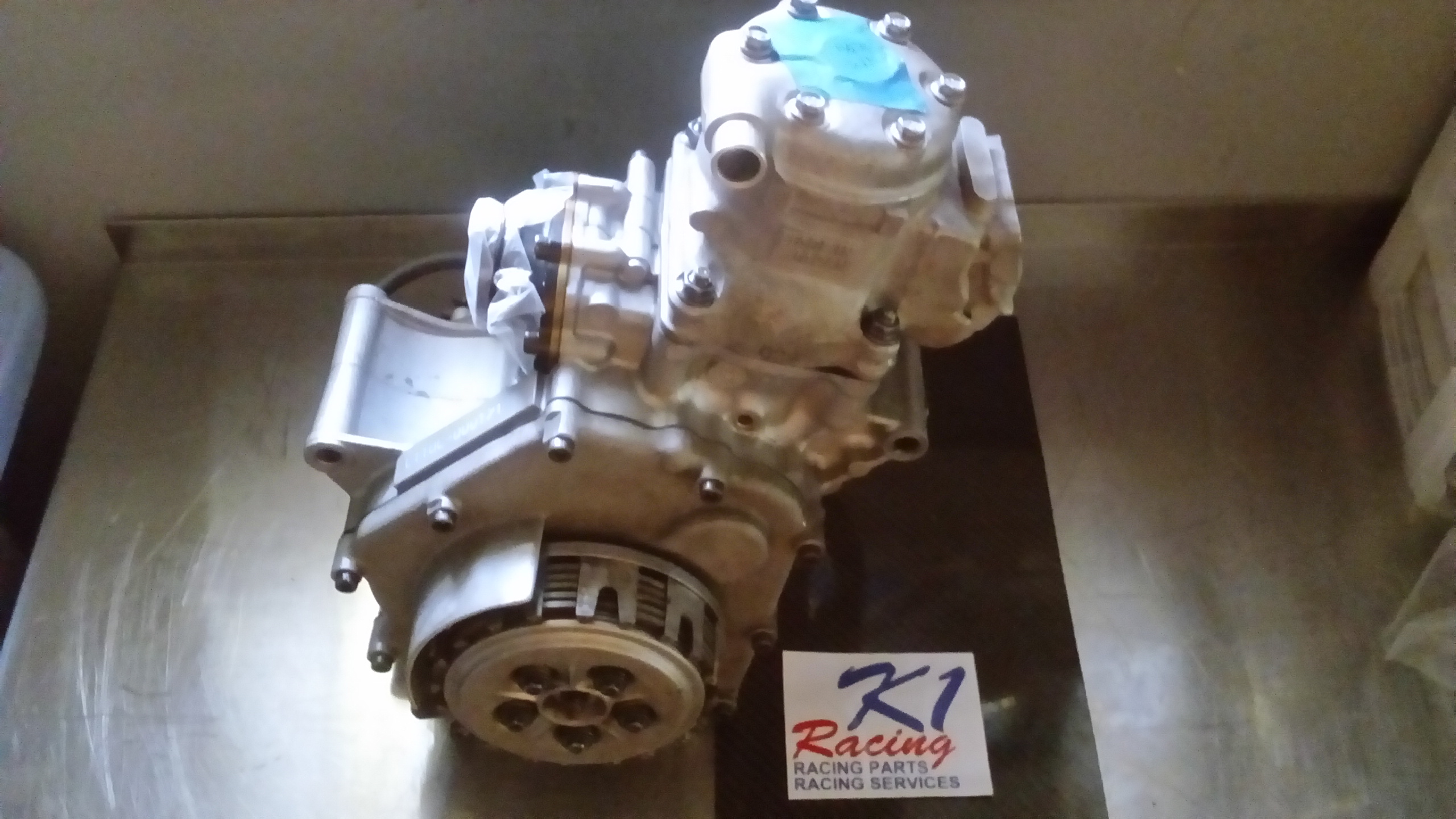 2001 TZ125 Engine assy