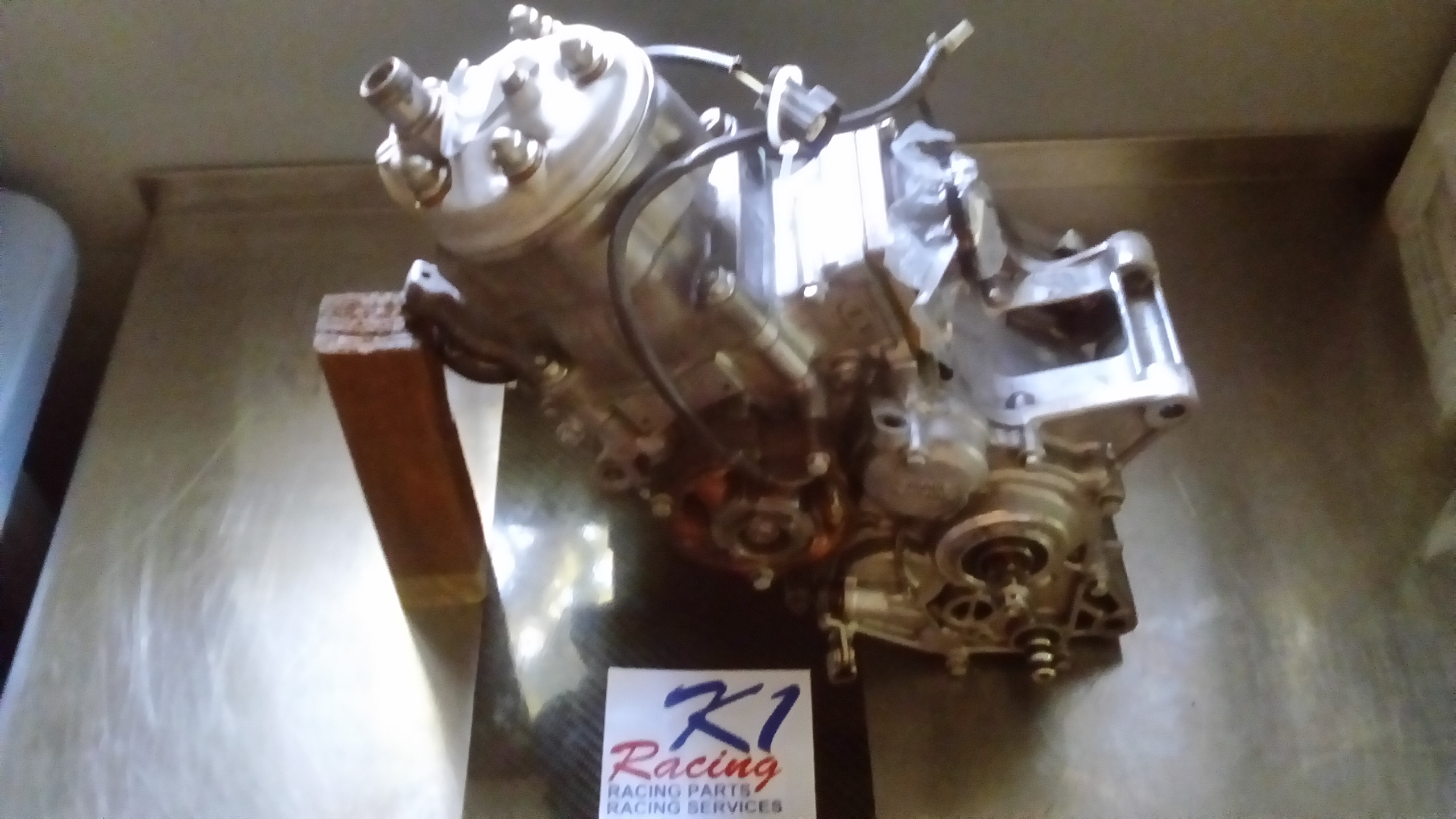 Honda RS125 Engine assy
