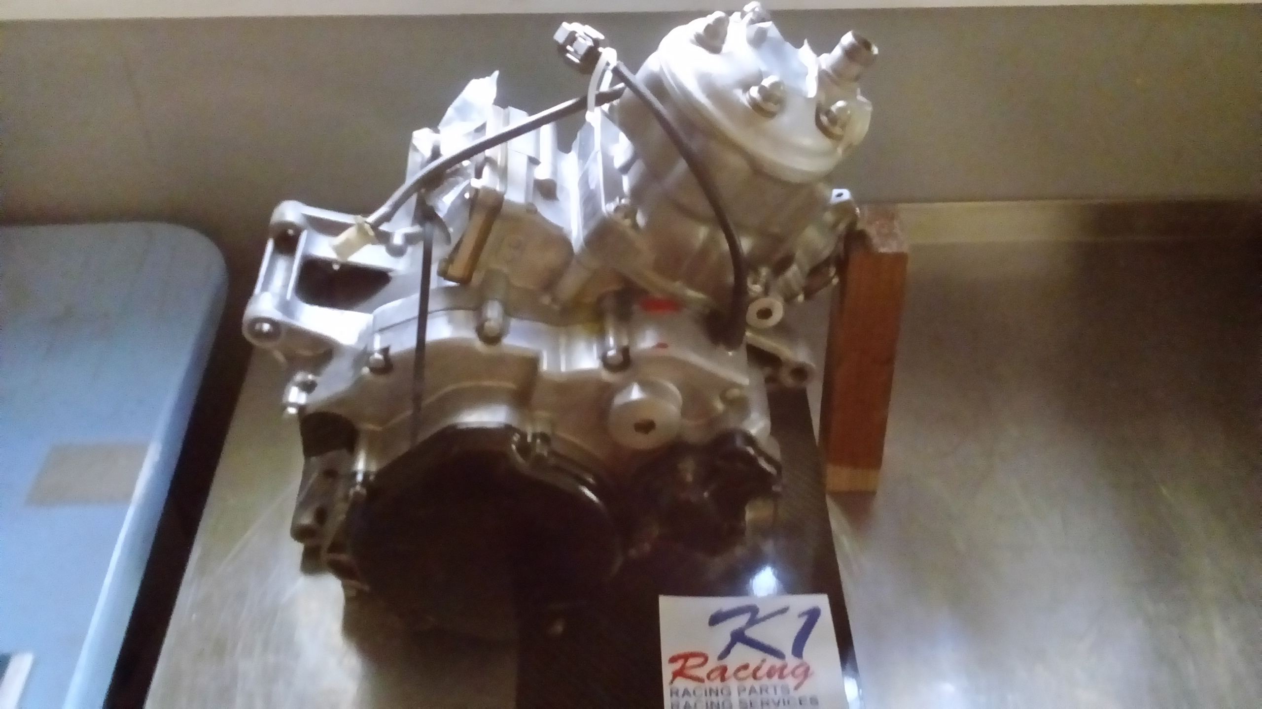 Honda RS125 Engine assy 2